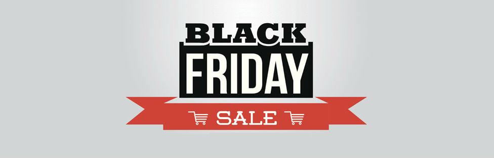 Tijdelijke Black Friday Kortingen!