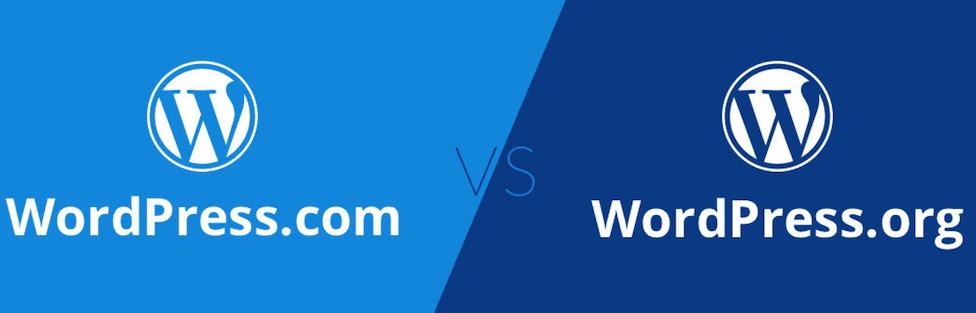 Wat is het verschil tussen WordPress.com en WordPress.org?